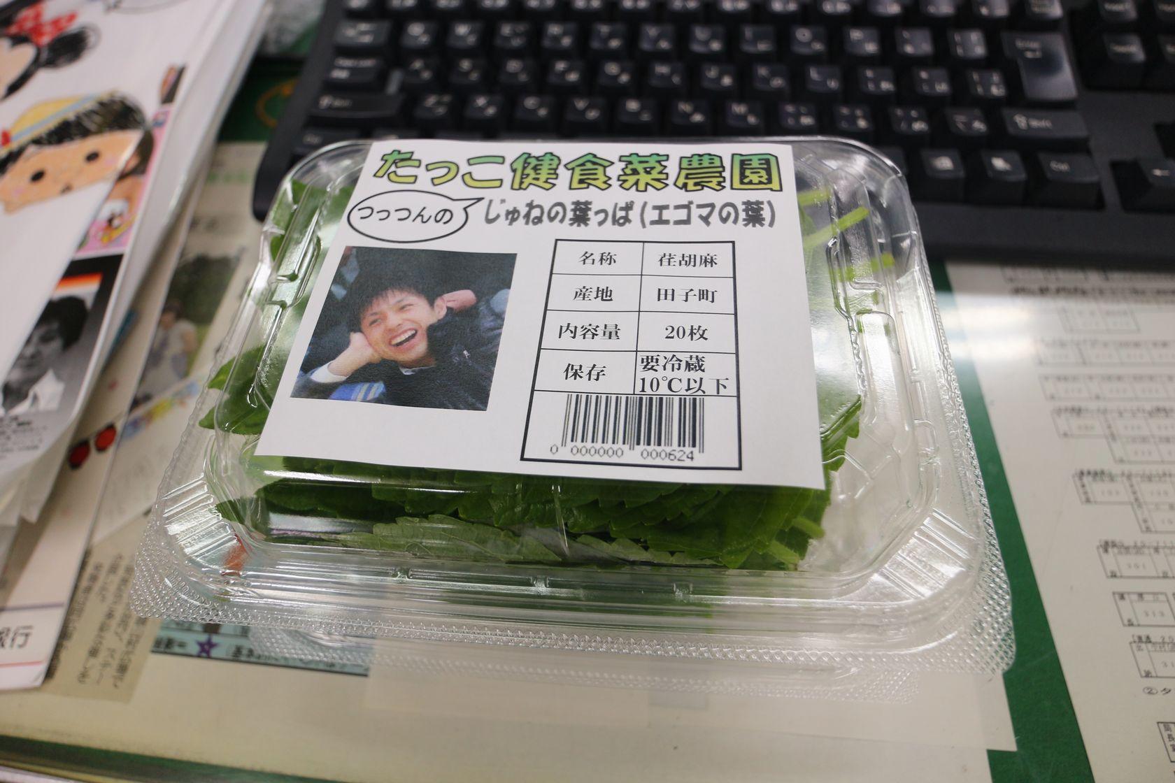 青森県田子町産エゴマ04