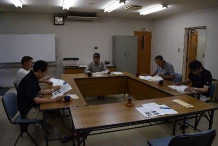 平成27年度作州津山商工会久米地区工業部全体会議