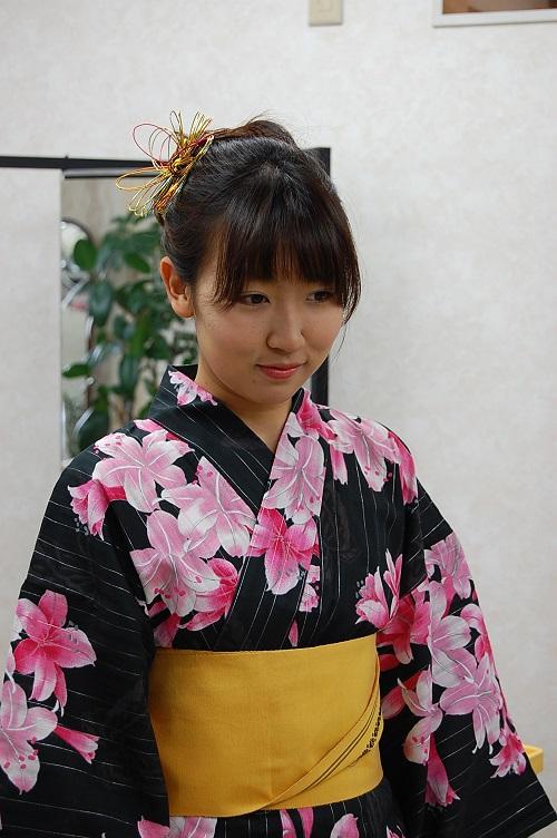 花火祭り 浴衣01