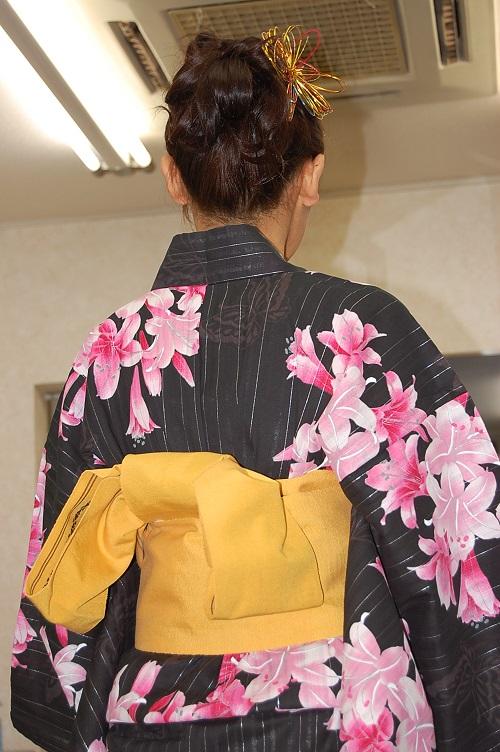 花火祭り 浴衣04