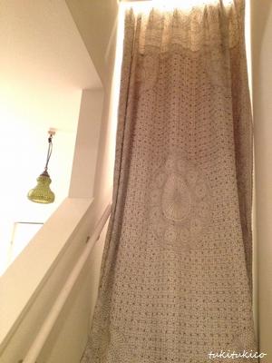 階段カーテン3