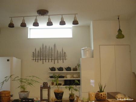 キッチンの棚1