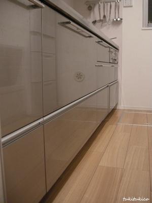 キッチンの棚7