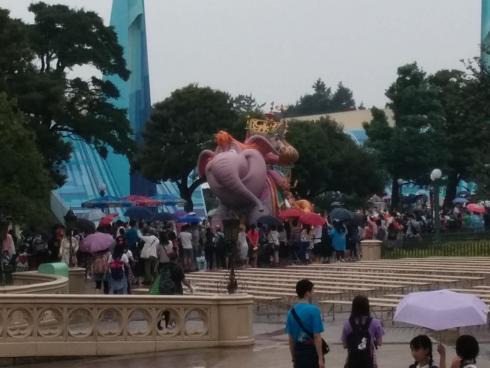 ディズニー夏祭り5