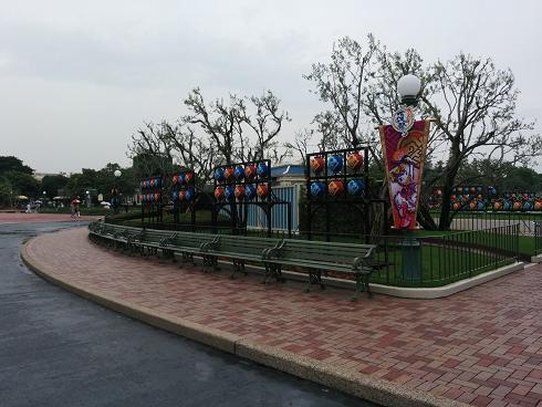 ディズニー夏祭り1