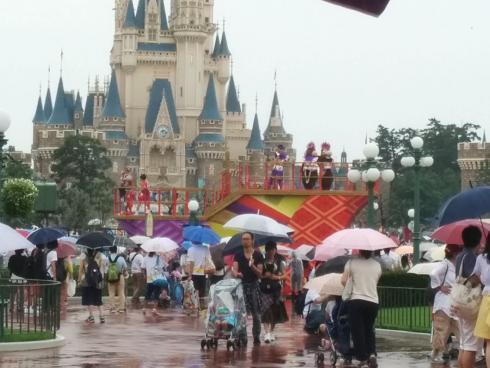 ディズニー夏祭り3