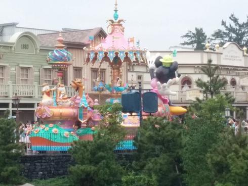 ディズニー夏祭り4
