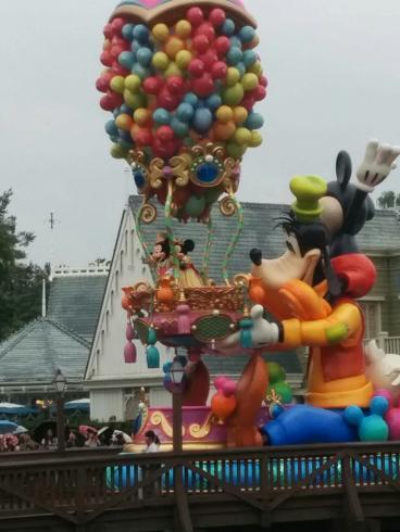 ディズニー夏祭り6