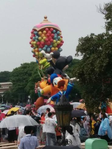 ディズニー夏祭り7