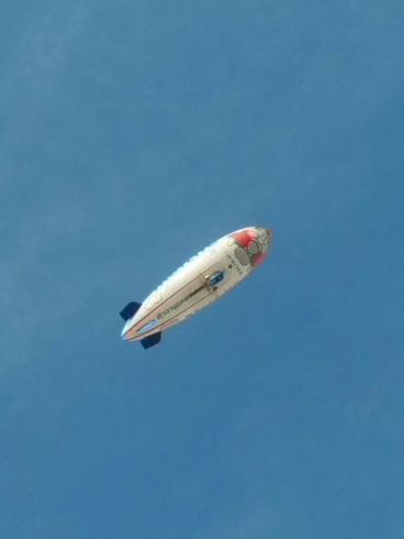 飛行船ー220150712