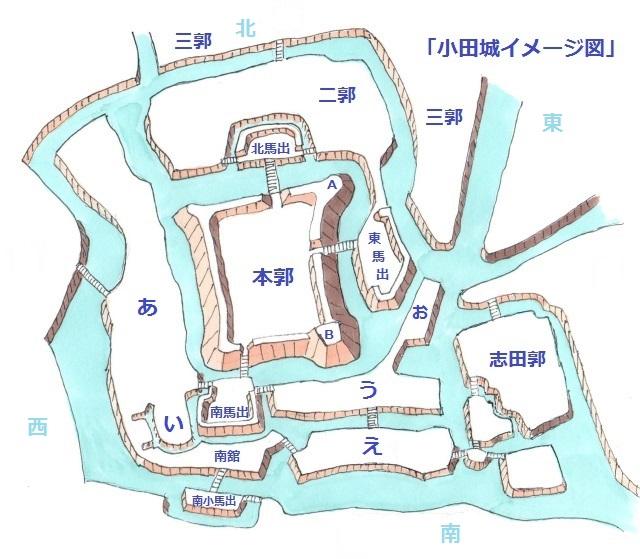 小田城(1) ~ 常陸守護 | 武蔵の五遁、あっちへこっちへ