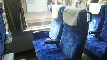 SV踊り子 座席2