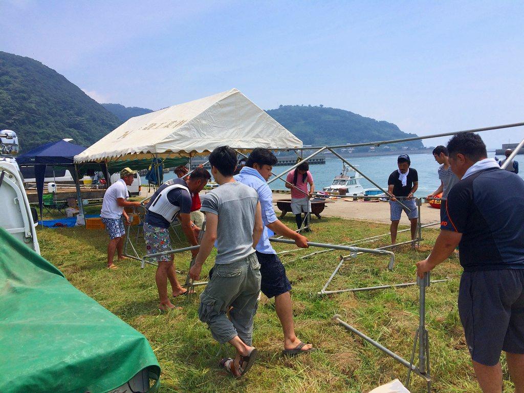 20150809結の浜BBQ (5)