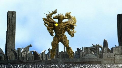 超時空魔神 エタルガー