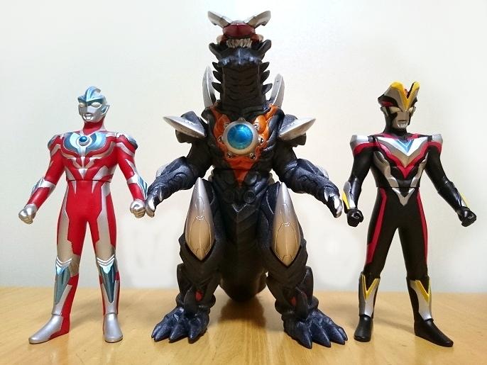 ウルトラ怪獣DX ビクトルギエル5