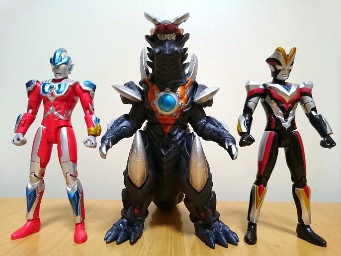 ウルトラ怪獣DX ビクトルギエル6