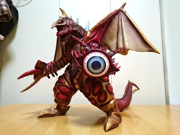 大怪獣シリーズ ファイブキング1
