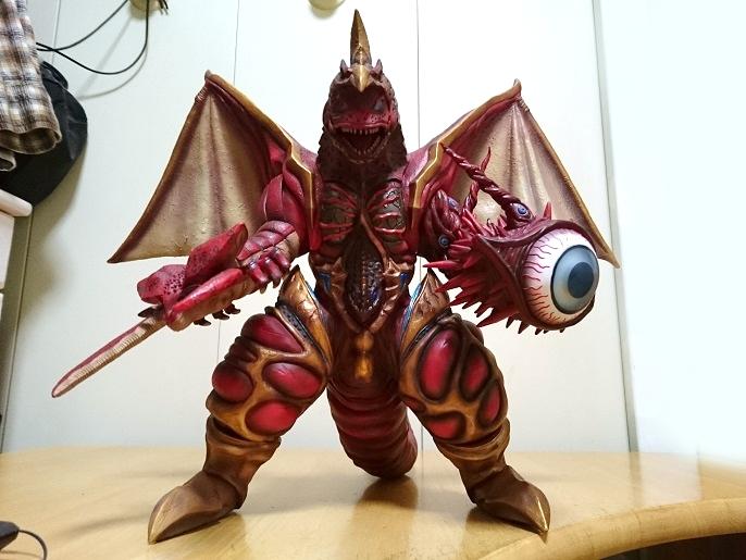 大怪獣シリーズ ファイブキング2