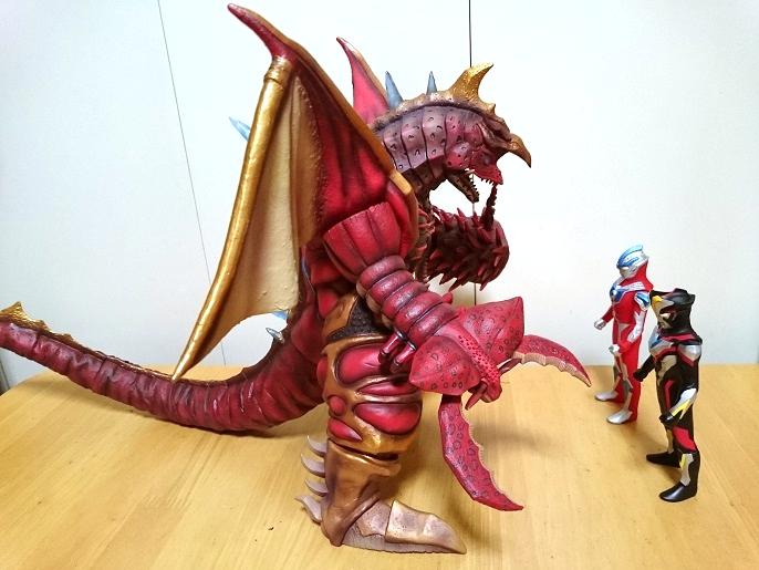 大怪獣シリーズ ファイブキング15