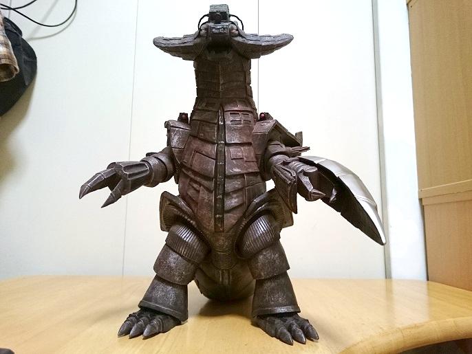 大怪獣シリーズ グランドキング0