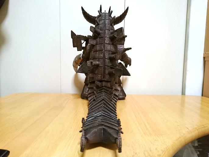 大怪獣シリーズ グランドキング3