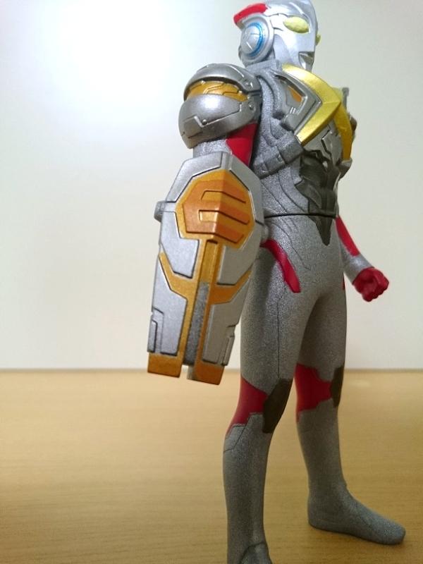 ウルトラヒーローX ウルトラマンエックスエレキングアーマー1