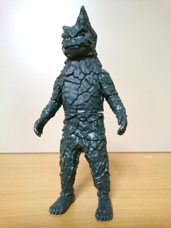 ガシャポン ウルトラヒーロー500ウルトラ怪獣500 第1弾4