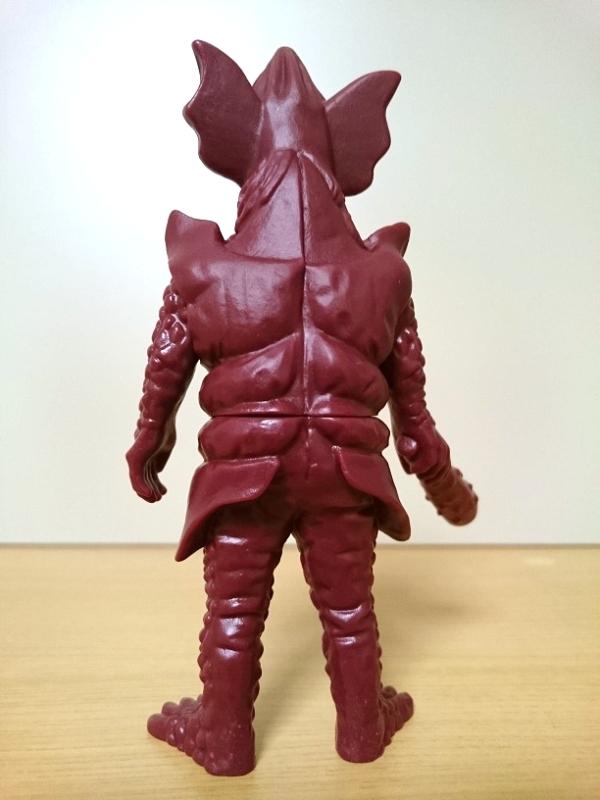 ガシャポン ウルトラヒーロー500ウルトラ怪獣500 第1弾7