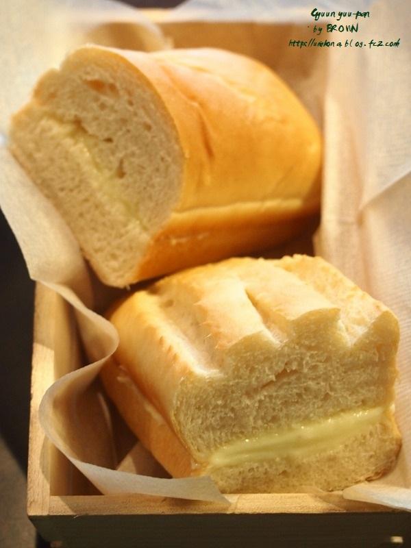 牛乳パン1