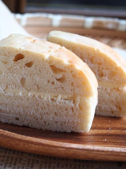 酵母の牛乳パン6