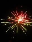 一番綺麗の撮れた花火