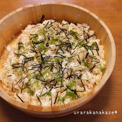 ツナちらし寿司