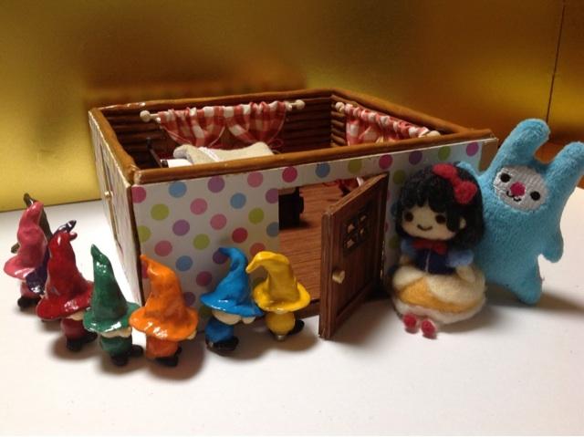 小人さんのお家3