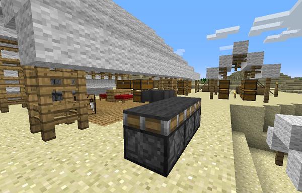 砂漠の始まりの街 発掘現場4