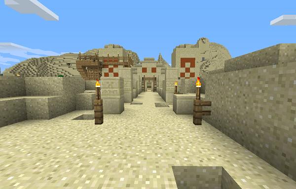 砂漠の始まりの街 発掘現場6