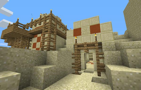 砂漠の始まりの街 発掘現場7