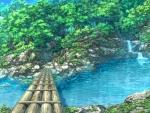 潜在意識、阿頼耶識を流れ行く川