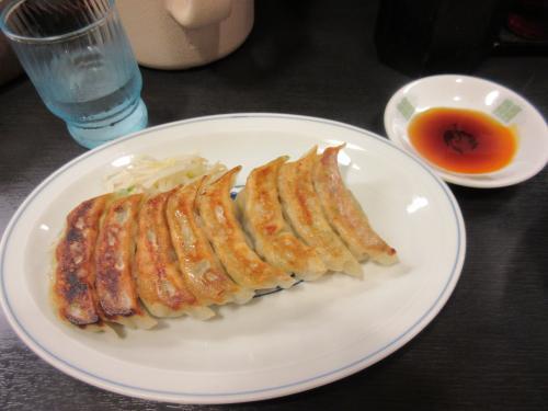 浜松餃子(ニンニク抜き)