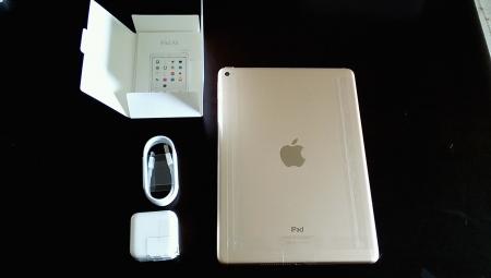 iPad Air 2を手に入れる