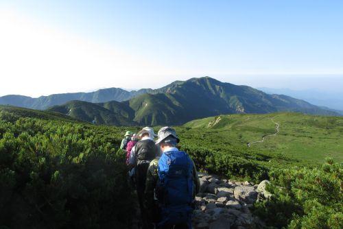 別山と弥陀ヶ原