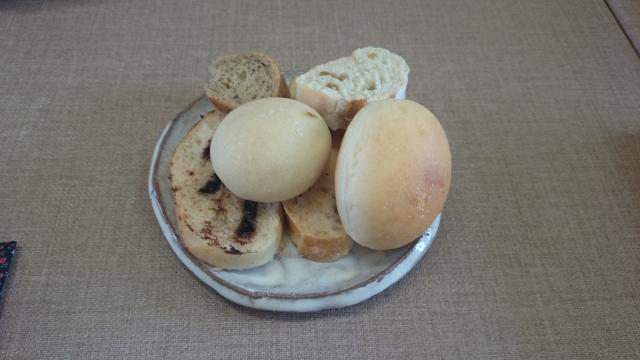 ぷかぷかパン