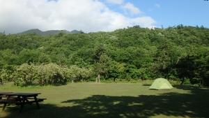 アポイキャンプ場