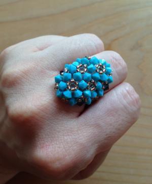 カリントコーデ指輪
