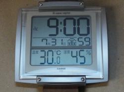 暑いよ20150731朝