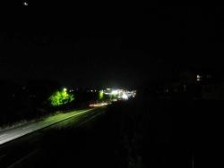 夜の散歩20150709-2