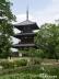 法起寺三重塔1