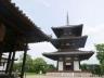 法起寺三重塔2