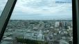 五稜郭タワーから津軽・下北遠望