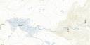 マップ1:南暑寒荘から雨竜沼湿原