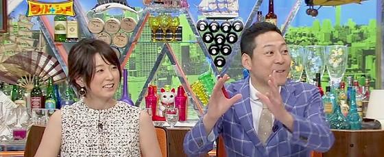 ワイドナショー画像 秋元優里アナ 東野幸治 東京オリンピック観光案内人のユニフォームがダサいと話題に 2015年7月5日